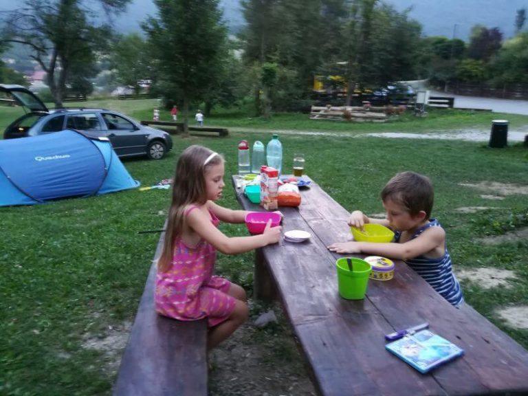 penzion kemp Štefánik