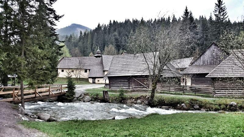 Skanzen Brestová - Zuberec