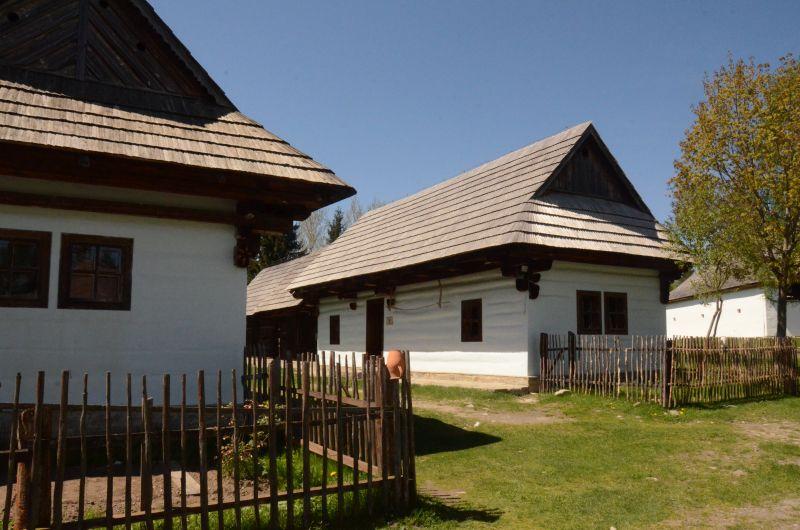 Liptovské múzeum v prírode - Skanzen Pribylina