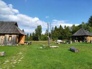 gazdovsky dvor - chlipavske sedlo