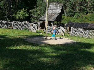 Rytiersky tabor Stara Lubovna