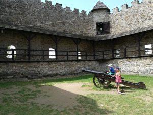 Hrad Stara Lubovna
