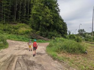 od Bukovej po zelenej